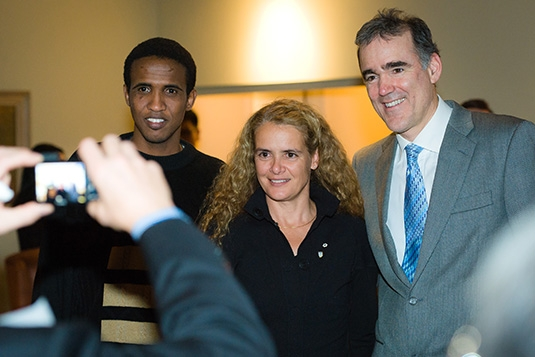 New Governor General-Designate's strong UWC Connections – Julie Payette served on Pearson College UWC Board